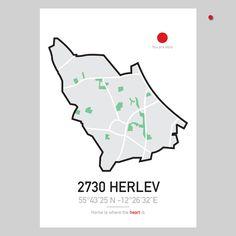 CITYMAP – 2730 HERLEV