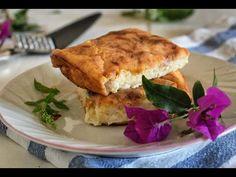 Πεντανόστιμη τυρόπιτα χωρίς φύλλα. Εύκολη συνταγή, με απλά υλικά, που τα βρίσκουμε κάθε στιγμή στην κουζίνα μας. Pancakes, Breakfast, Food, Morning Coffee, Essen, Pancake, Meals, Yemek, Eten