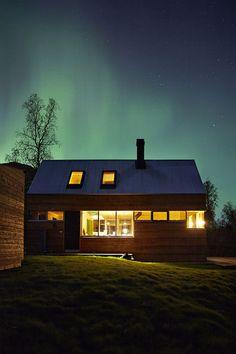 Cabin Laksvatn,© André Severin Johansen