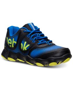Reebok Boys  ATV 19 Sonic Rush Running Sneakers from Finish Line Kids -  Finish Line Athletic Shoes - Macy s 91991663e