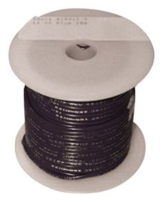 Camco 64032 Black 14GA Primary wire by Camco. $9.45. 14 Awg X 20' Wire- Black
