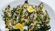 Mackerel, a lovely oily fish, is delightfully hard to overcook—especially when you use this nifty recipe for a broiled fish that expertly chars the skin.