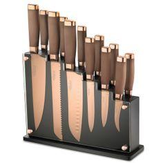Forte 13 Piece Knife Block Set