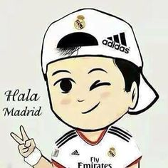 Caricatura Imagenes Real Madrid, Real Madrid Wallpapers, Cristiano Ronaldo 7, Jamel, Best Club, Football Players, Cool Pictures, Disney Characters, Fictional Characters