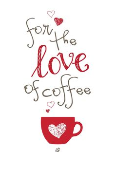 Coffee is always our love <3