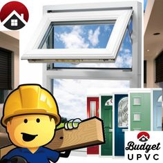 Save £100s on supply only DIY upvc double glazing windows doors & conservatories, we will beat any online quote from any other supplier including free delivery http://www.budgetupvc.co.uk