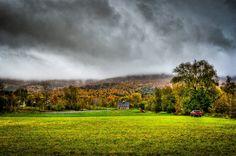 Waterbury, Vermont.