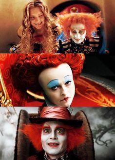 """""""Have I gone mad?"""" - Alice in Wonderland"""