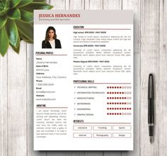 Amazing Resumes Transform Your Resume Get This Amazing Resume Template Httpswww .