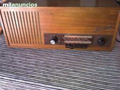 RADIO ANTIGUA A VÁLVULAS SIMONETTA - foto 1