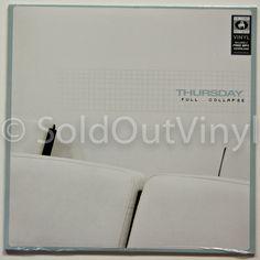 Thursday - Full Collapse Vinyl LP — SoldOutVinyl