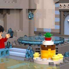 LEGO IDEAS - Steven Universe's Beach House Lego Steven Universe, Build My Own House, Lego Ideas, Beach House, Have Fun, Projects, Beach Homes, Log Projects, Beach Houses
