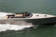 VanDutch 55, The Exclusively Refined Yacht from Van Dutch
