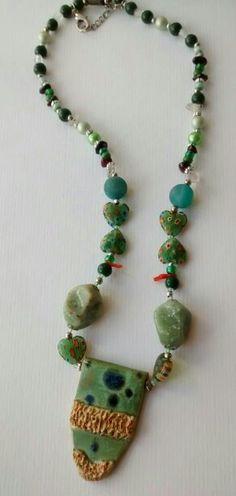 N° 19 Collar corbatín Crivát. 10/15  Cr170 -Alicia F P