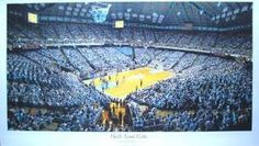 Inside the Dean Dome