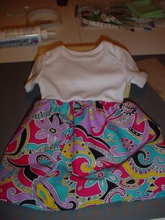 Onesie dresses lots of pics and tutorial. Have to make one for my niece Chloe!