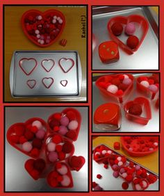 "Filling hearts - from Rachel ("",)"