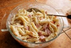 Green Eggs And Ham, Ravioli, Winter Food, Penne, Pasta Recipes, Macaroni And Cheese, Cabbage, Food And Drink, Chicken