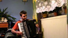 Polish Folk Music :) Lipka - Rokiczanka - Bree accordion cover