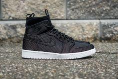 Will You Be Picking Up The Black Air Jordan 1 Retro Ultra High?