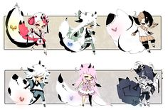 [CLOSED] ADOPT SET PRICE 78 - Enigma by Piffi-adoptables on deviantART