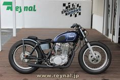 Sr 500, Triumph Motorcycles, Classic Bikes, Chopper, Yamaha, Cycling, Vehicles, Café Racers, Bobbers