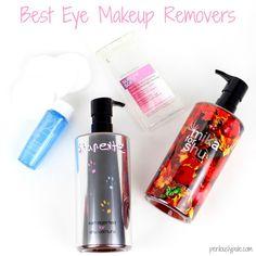 The Best Eye Makeup Removers   Makeup Wars
