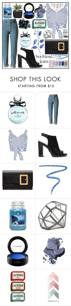 """Без названия #93"" by kravchenkotn ❤ liked on Polyvore featuring Kate Spade, WithChic, Michael Kors, Bally, Marc Jacobs, INC International Concepts, NKUKU, MAC Cosmetics and Bobbi Brown Cosmetics"