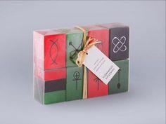 Kwanzaa Candle Cube Collection #Kwanzaa #candle #holiday #handmade #handpainted…
