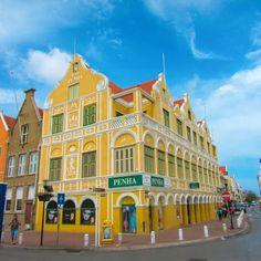 Willemstad Curaçao #caribbean #island #travel