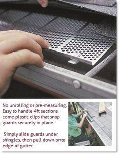 13 Best Shur Flo Gutter Guards Images On Pinterest