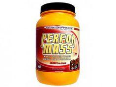 Hipercalórico/Massa PerforMass 1,5 kg Baunilha - Performance Nutrition com as melhores condições você encontra no Magazine Gatapreta. Confira!