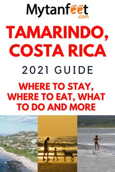 Costa Rica With Kids, Living In Costa Rica, Tamarindo, Travel Advice, Travel Tips, Road Trip Planner, Costa Rica Travel, South America Travel, Beach Town