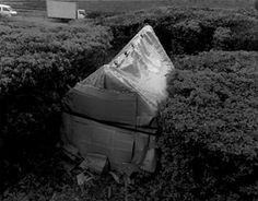 "Ryuji Miyamoto : ""Cardboard Houses"" Series(Photography)  Edit"