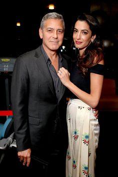 George and Amal Clooney Lock Down a Stunning Manhattan Apartment | PopSugar