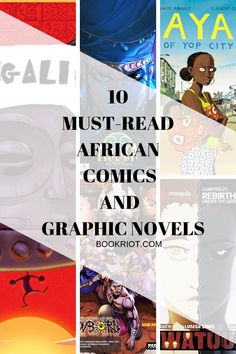 Read your way into these 10 excellent African comics and graphic novels. Education Director, Happy Reading, Reading Lists, Feminist Books, Gallagher Girls, Jace Wayland, Great Books To Read, African Artists, Catching Fire