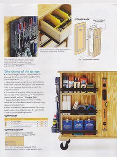 Garage Organizer - page 2
