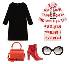2 by nyinthecityblog on Polyvore featuring polyvore, fashion, style, Max&Co., Gucci, Valentino, Carven, Prada and clothing