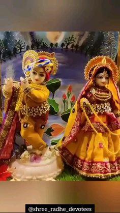 Radha Krishna Songs, Radha Krishna Pictures, Lord Krishna Images, Radha Krishna Photo, Krishna Art, Shiva Hindu, Bal Krishna, Krishna Painting, Radhe Krishna Wallpapers