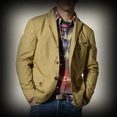 ラルフローレンラグビー メンズ ジャケット Ralph Lauren Rugby Poplin Berner Fishing Jacket ジャケット-アバクロ 通販 ショップ #ITShop