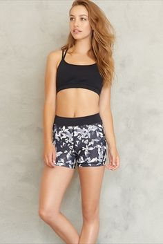 Activewear Collection- Athletic Mini Short