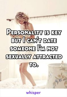 Not sexually attracted to guy im dating