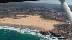 A Terceira Dimensão - Fotografia Aérea: Praia da Carrapateira