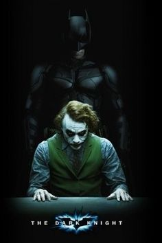 The Dark Knight Why So Serious Batman Joker WallpaperBatman