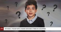 The Boy With 3 Names Who Died 3 Times in 3 Countries Blue Whale Challenge, Ariana Grande Fans, Header Pictures, Anti Social, Old Boys, Critical Thinking, About Uk, Loom, Documentaries