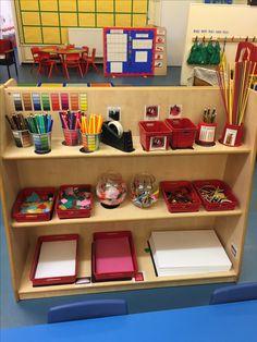 Eyfs Classroom, Classroom Layout, Classroom Setting, Classroom Design, Classroom Displays, Classroom Decor, Kids Desk Organization, Classroom Organisation, Childcare Rooms