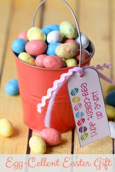 Easter Gift Tags on