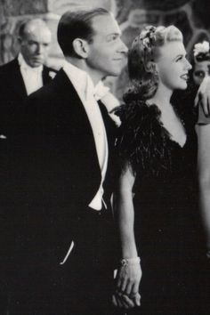 Fred Astaire and Ginger Rogers Old Hollywood Stars, Golden Age Of Hollywood, Classic Hollywood, I Dream Of Genie, A Fine Romance, Fred And Ginger, Perfect Movie, Ginger Rogers, Partner Dance