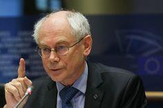 Van Rompuy waarschuwt voor populisme bij herdenking val Berlijnse Muur