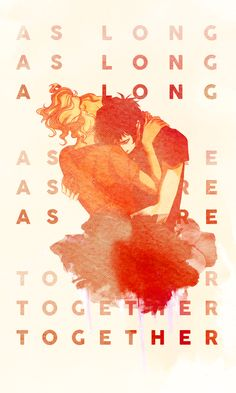 Percabeth: As long as we're together
